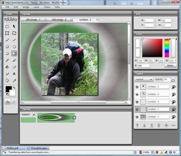 Fauxto Screenshot