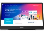 AOC 16T2, hands on: A well-specified portable 15.6-inch touch-screen monitor