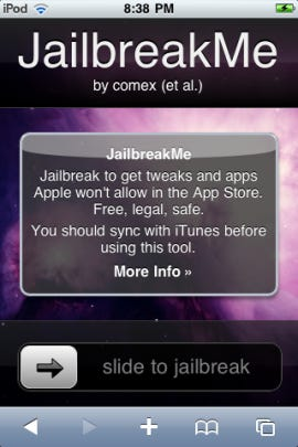 A browser-based iPhone 4 jailbreak