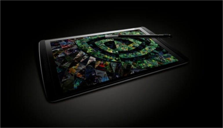 Nvidia Tegra Note with Tegra 4 SoC