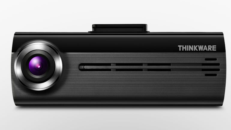 Thinkware F200 Pro dash cam review unobtrusive camera with driving alerts and superb night vision zdnet