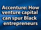 Accenture's Kathryn Ross: How venture capital can spur Black entrepreneurs