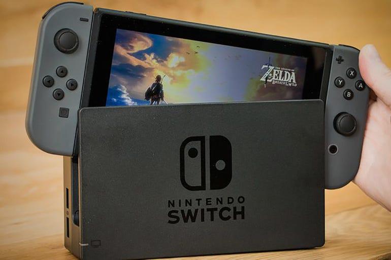 Nintendo Switch - Jason Cipriani