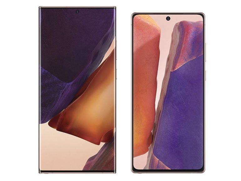 Galaxy Note 20 Ultra 5G/Galaxy Note 20 5G