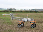 Weed-mapping robot moves from prototype to fleet manufacture