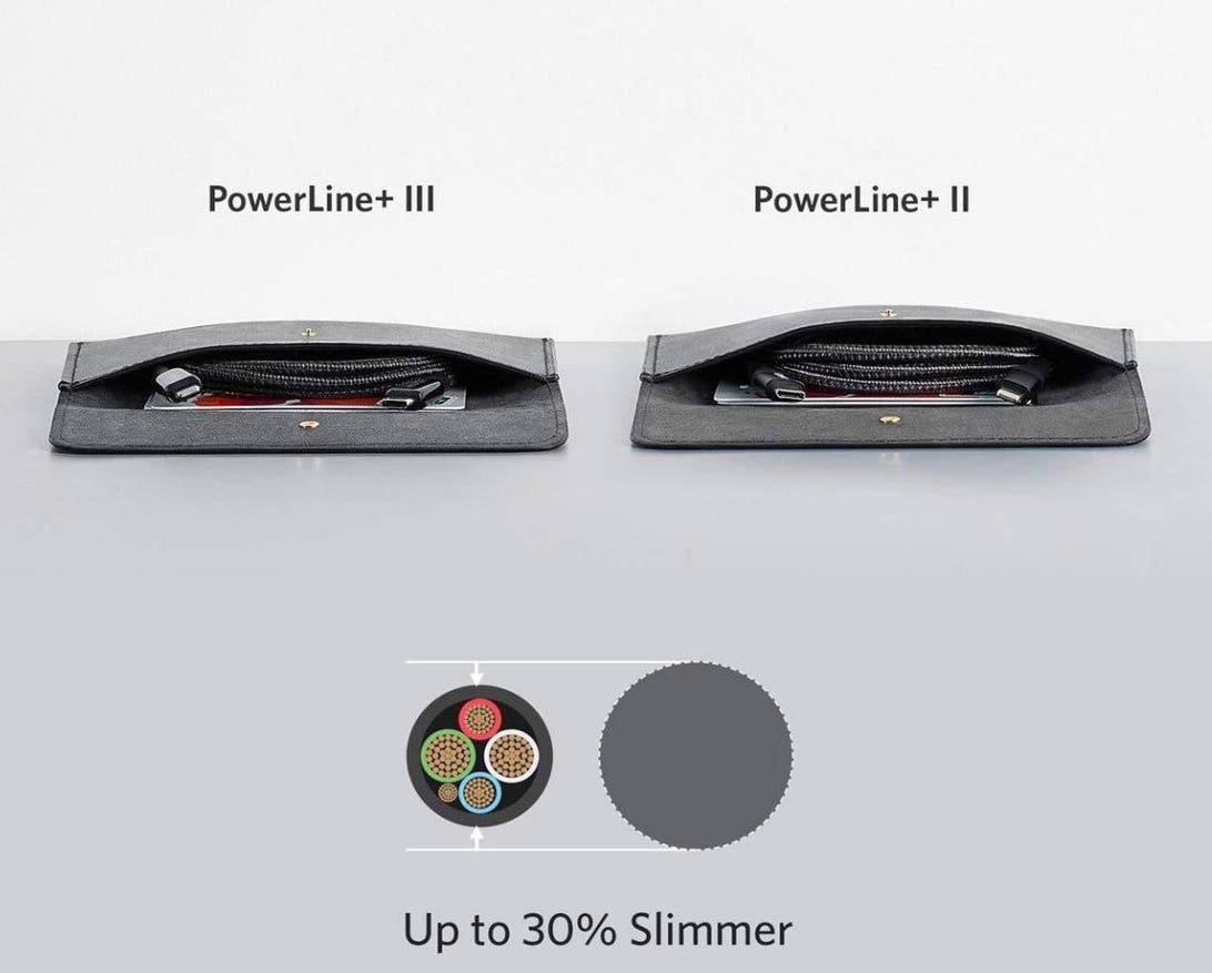 Anker's PowerLine + III cables