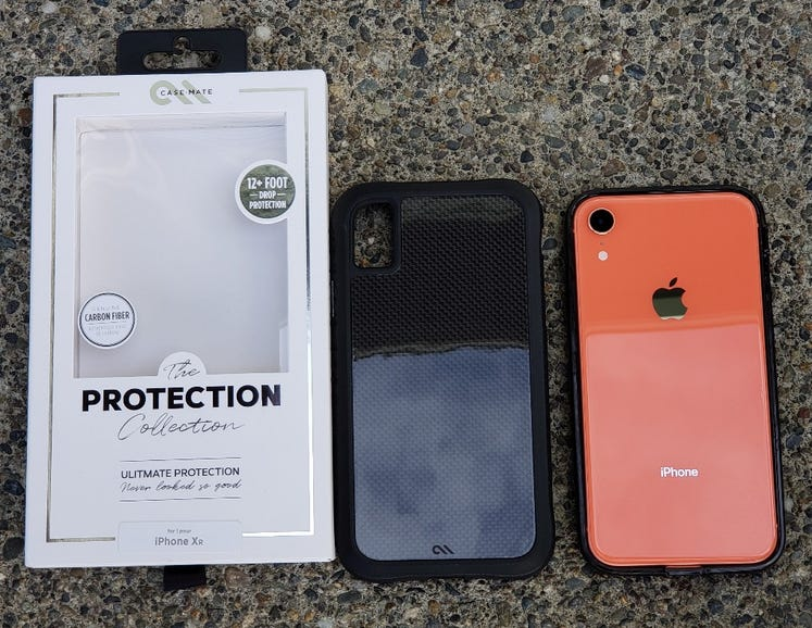 Case-Mate Protection Collection: Five layers and two pieces