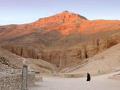 The Internet of Kings: How IoT technology is helping to monitor cliffs surrounding Tutankhamun's tomb