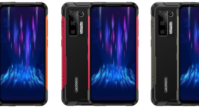 Doogee S97 Pro review a sturdy rugged Android phone with a very useful rangefinder zdnet