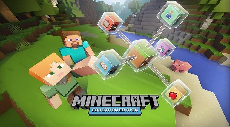 Minecraft Education Edition logo