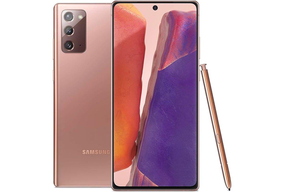 Samsung Galaxy Note 20 5G   Unlocked    128GB   Mystic Bronze