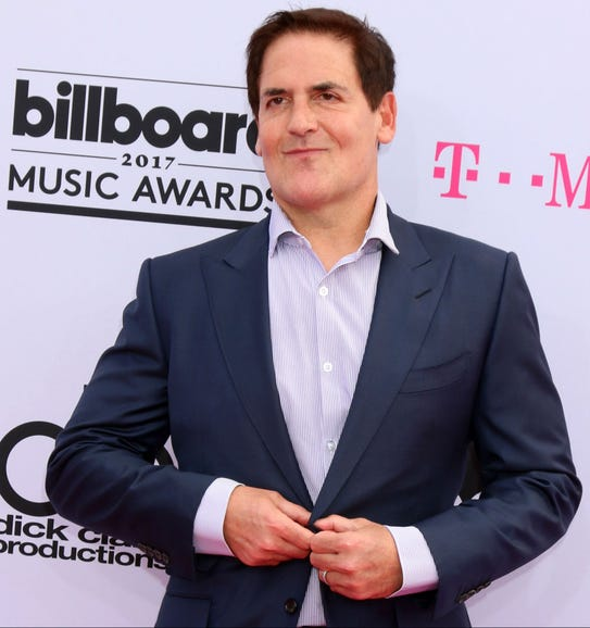Mark Cuban, CEO of AXS TV
