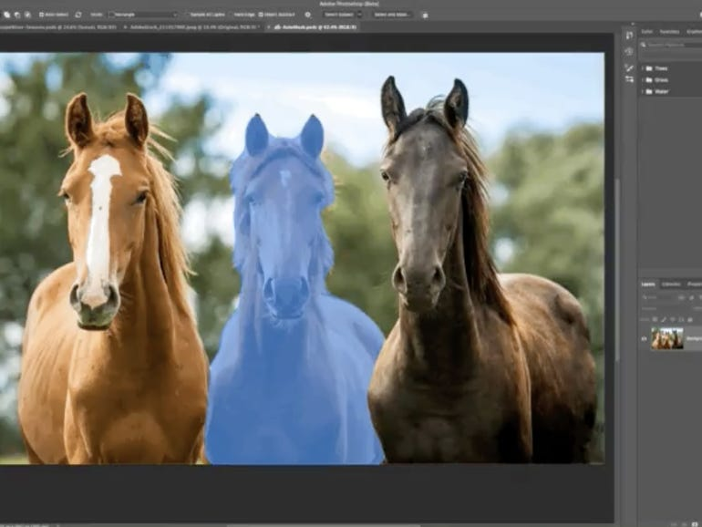 Adobe announces a number of enhancements for Photoshop, Illustrator, Premiere, Lightroom, and more