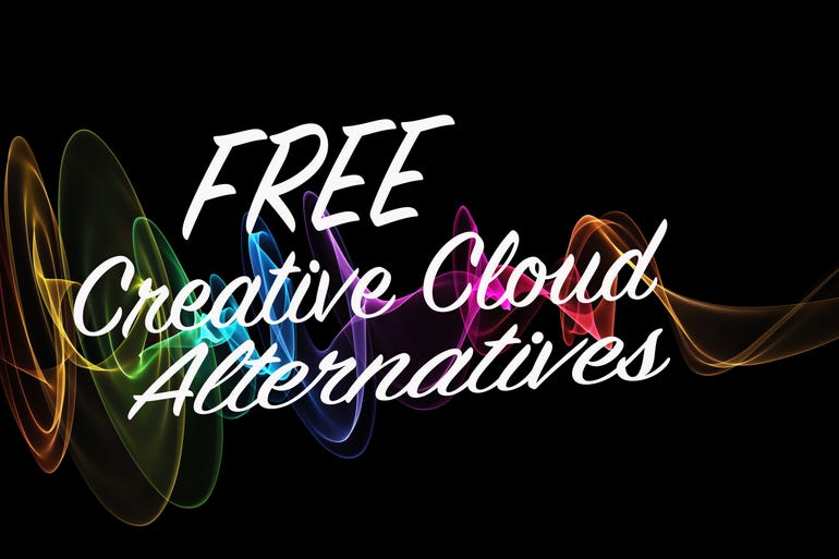 Get your free Creative Cloud alternative apps