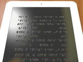Microfluid experiment could bring tactile tablets for vision impaired