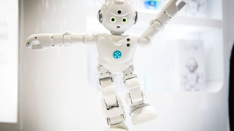 UBTech's Lynx Robot