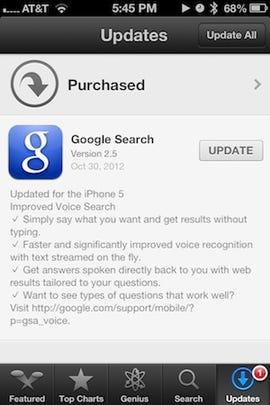 Google Search for iOS a threat to the incumbent Siri - Jason O'Grady