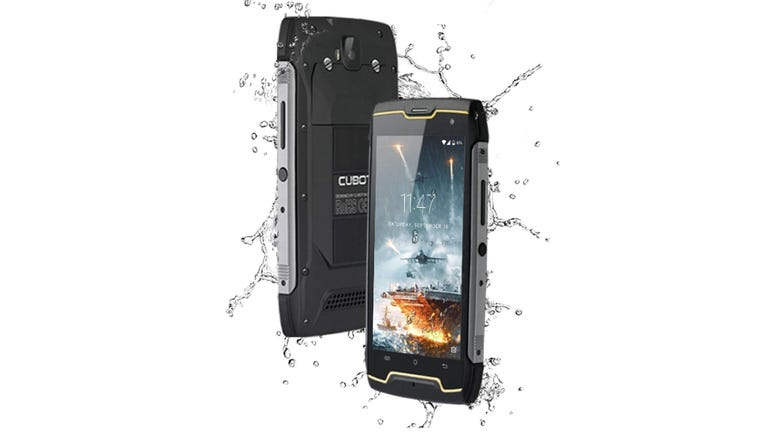 Cubot King Kong CS review a rugged mobile phone at a rock bottom price zdnet