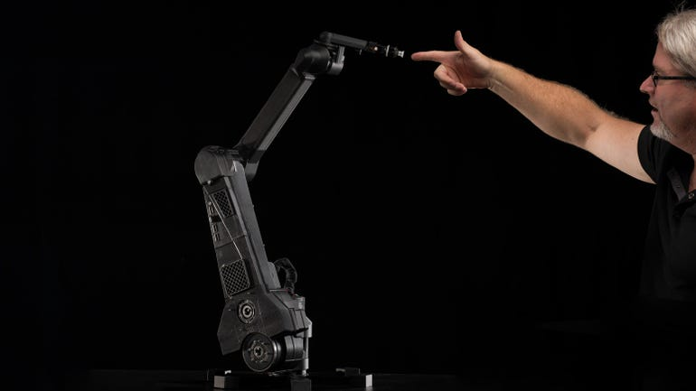 Dexter: The robotic arm to end scarcity