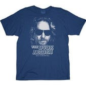 The Dude Abides t-shirt from Amazon.com