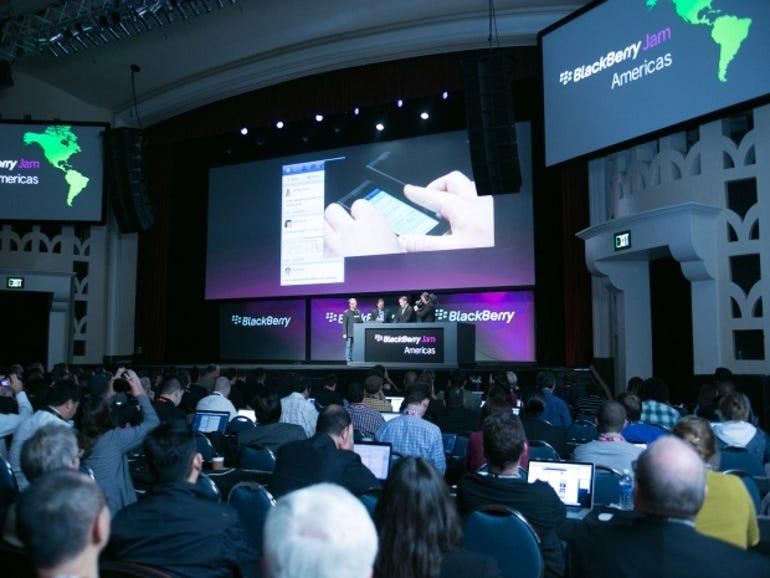 BlackBerry Jam 2012
