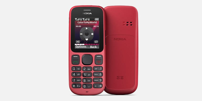The Nokia 101, the UAE's most popular phone