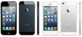 iPhone 5 (Image source: Apple)