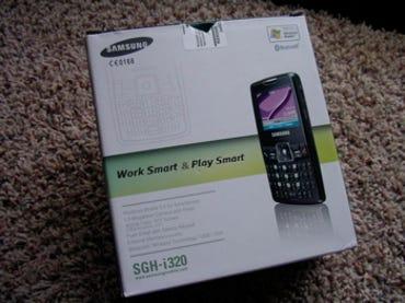 Samsung i320 box