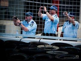 NSW Police cameras
