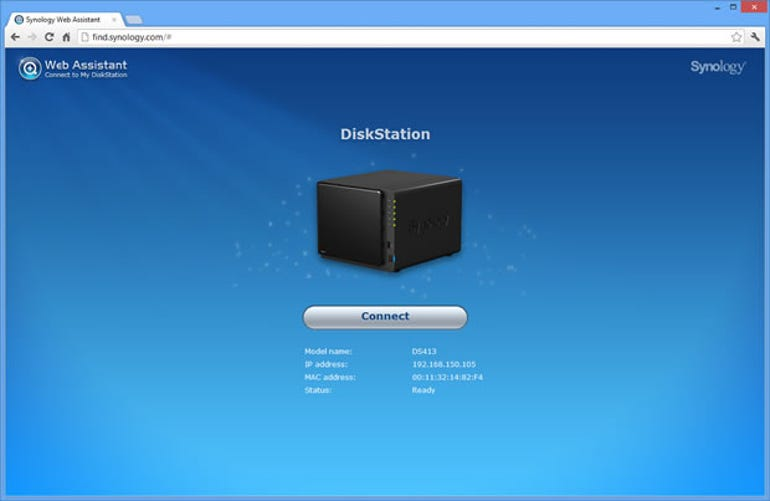 synology-web-assistant