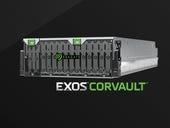 Seagate intros Exos CORVAULT block storage system