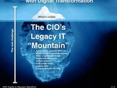 What's really holding back today's CIO from digital transformation?