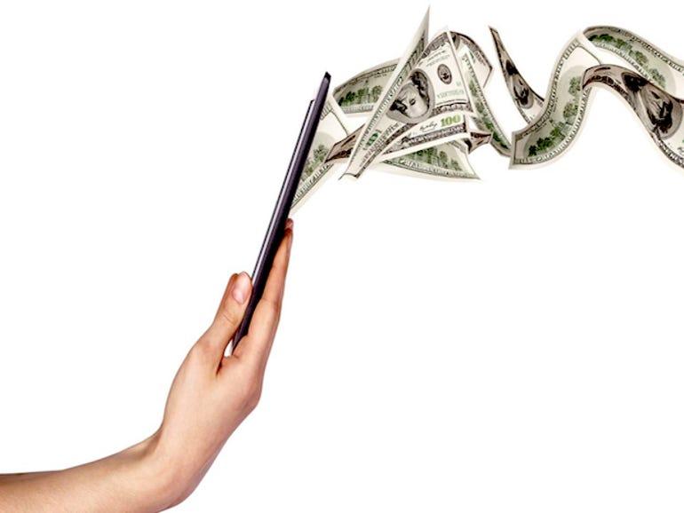 Show Me the E-Money (Credit: Pieria)
