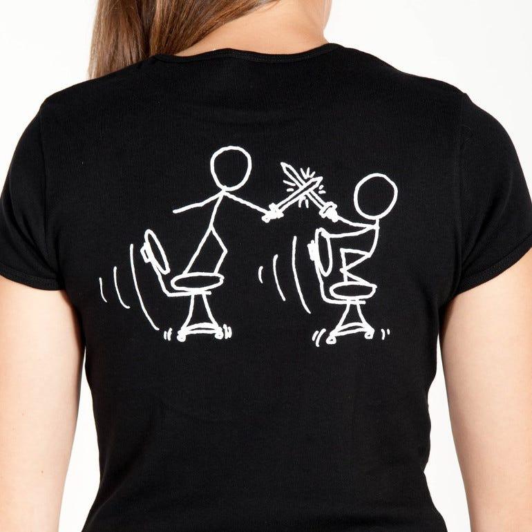 compiling shirt