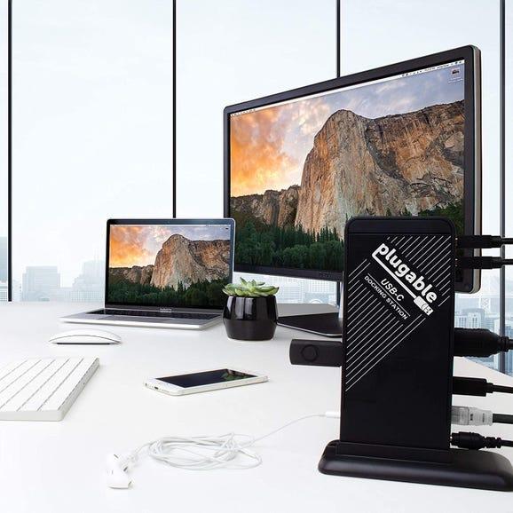 Plugable UD-CA1A USB-C docking station