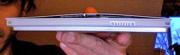 Swollen MacBook Pro battery