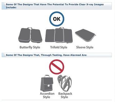 TSA Computer Bags