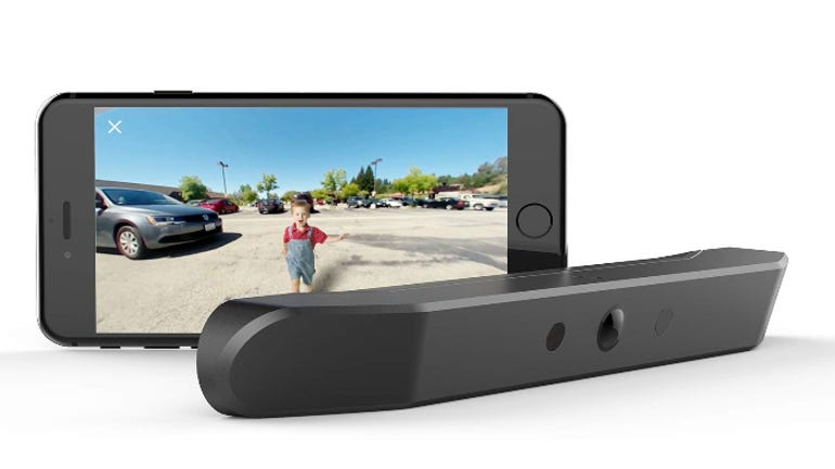Hands on with the Nonda ZUS backup camera great innovation for older cars zdnet