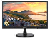 Auzai HD LED monitor review: Low-cost, lightweight monitor with a crisp display