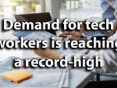 Demand for tech workers is reaching a record-high. Why are employers struggling to hire?