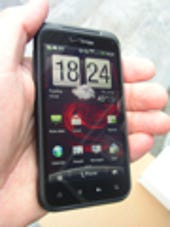 Image Gallery: HTC Incredible 2 in hand