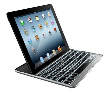 ZAGG launching slim Bluetooth keyboard cover with integrated backlight