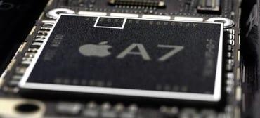 Fingerprint data is encrypted and store inside the Apple A7 chip - Jason O'Grady