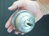 Intel builds sensor grenade for firemen