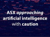 ASX approaching artificial intelligence with caution