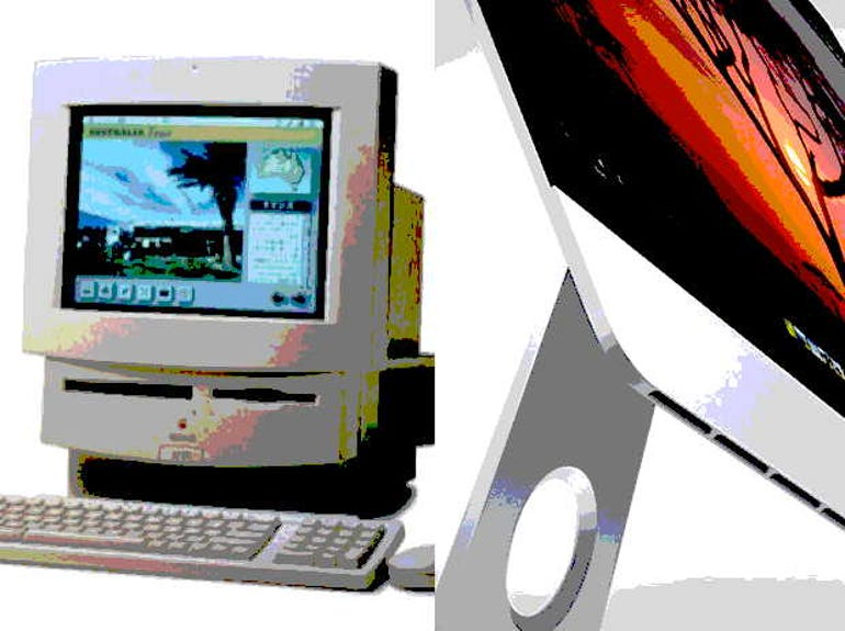Mac TV & today's iMac show changes in Apple's hardware and television.