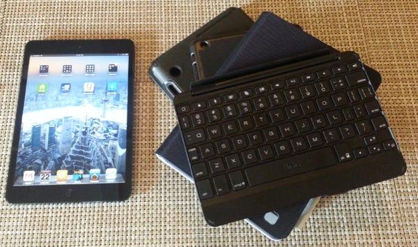 Top keyboards for the iPad Air and iPad mini