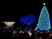 Greenest national Christmas tree ever?