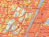 The largest 10 U.S. cities and their 4G LTE coverage